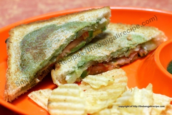 Veg grilled sandwich indian vegetable grill sandwich breakfast authentic indian recipe of vegetable grill cheese sandwich indian recipe of veg grilled cheese sandwich forumfinder Choice Image