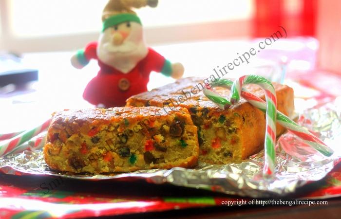 Authentic Kolkata Christmas Cake Bengali Recipe Calcutta Style Nahoums Christmas Fruit Cake Recipe With Easy