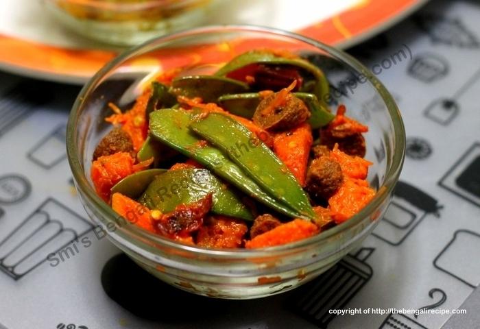 Home smis bengali recipes bengali recipe bengali food bori diye sheem arr kumro forumfinder Gallery