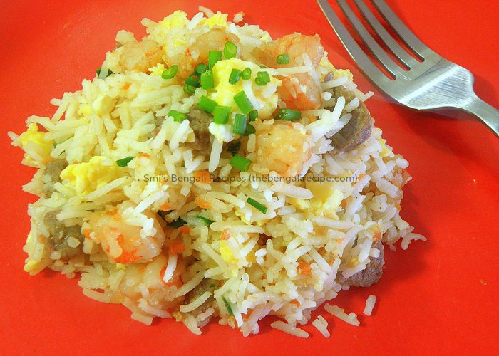 Mixed fried rice bengali recipe rice roti and noodles all recipes there is chinese food and then there is indian chinese food and when it comes to chinese fried rice i think the best possible fare is served in anjan forumfinder Image collections