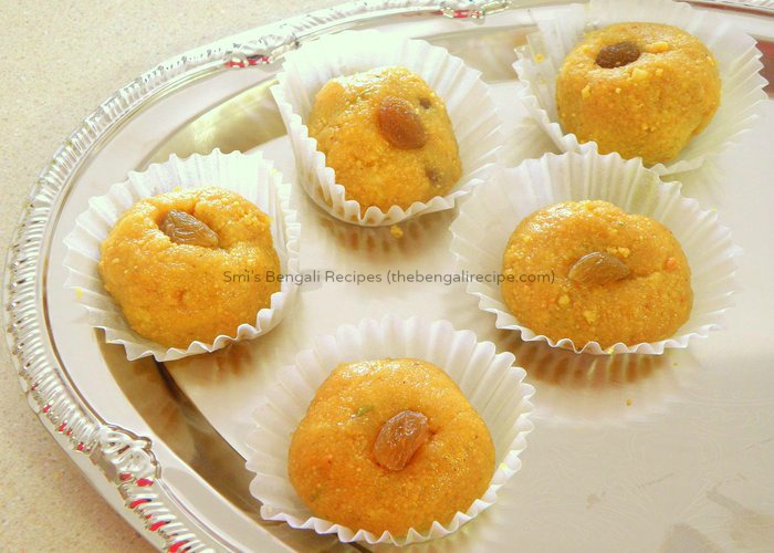 Besan laddoo bengali recipe desserts and drinks all recipes if you are from anywhere in bengal then this recipe is for you you are probably surprised as the scores and scores of mishtir dokan or sweet shops all forumfinder Gallery