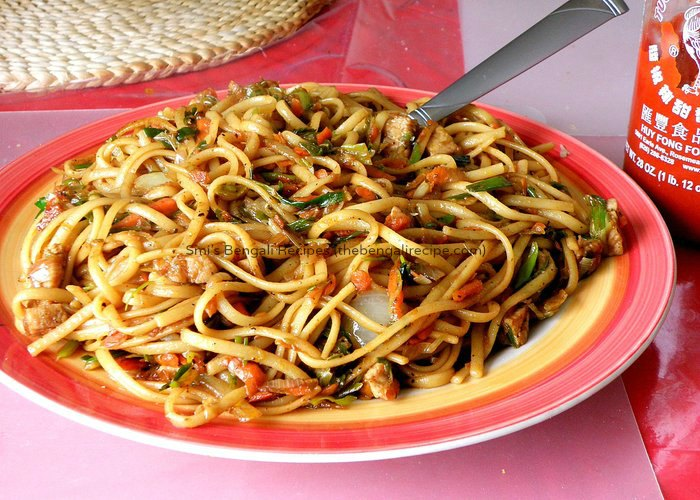 Chinese smis bengali recipes bengali recipe bengali food no matter how simple and obvious cooking a plate of chicken chowmein may seem when you compare it with a popular restaurants equivalent there is always forumfinder